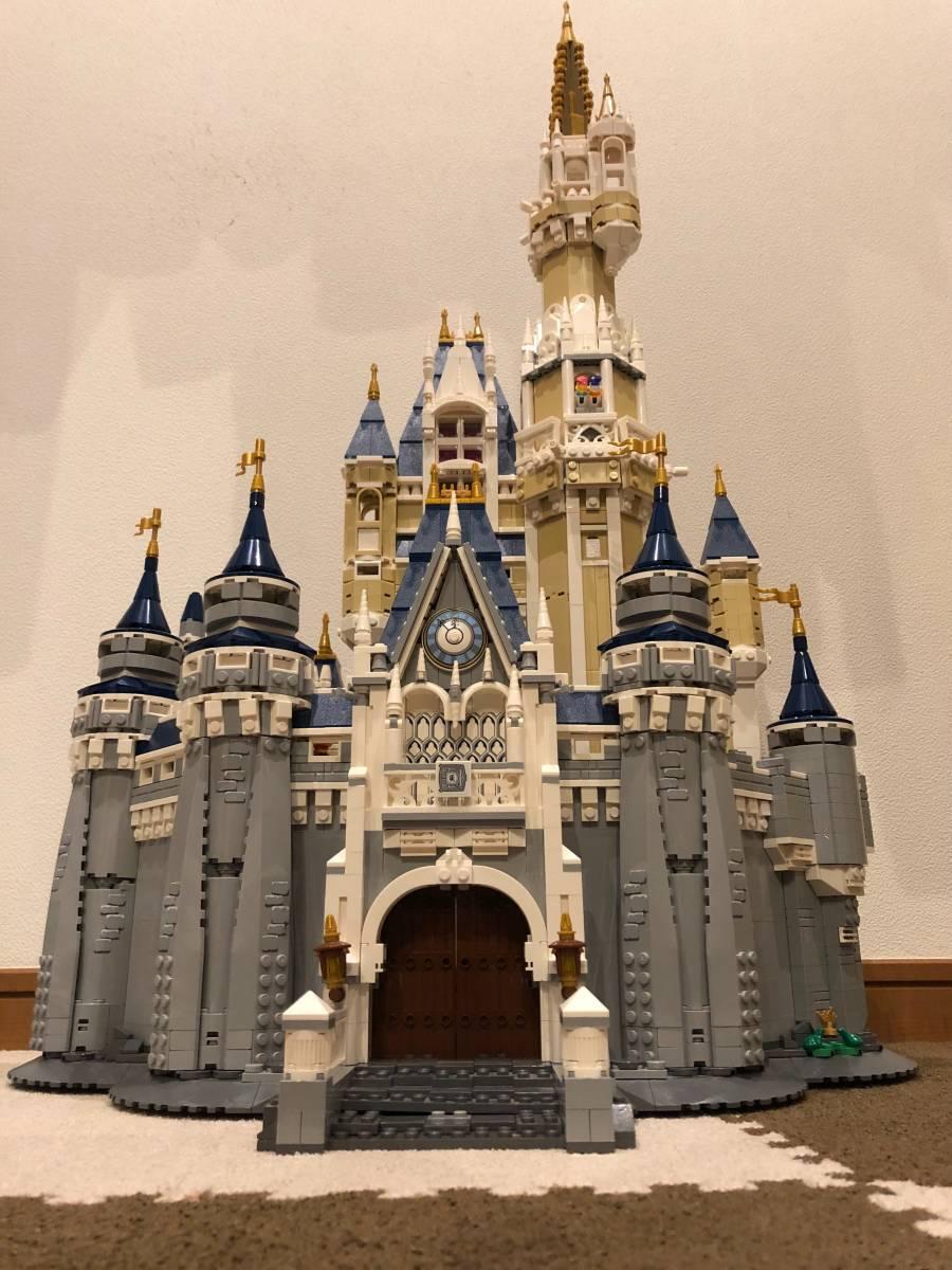 レゴ シンデレラ 城
