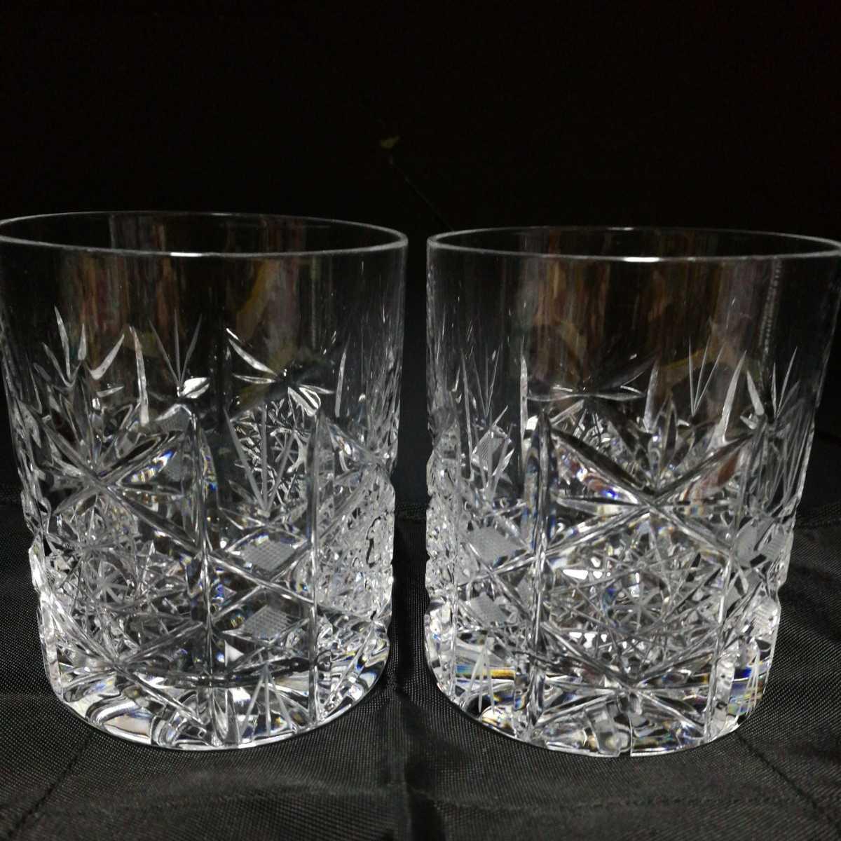 ボヘミアン ガラス