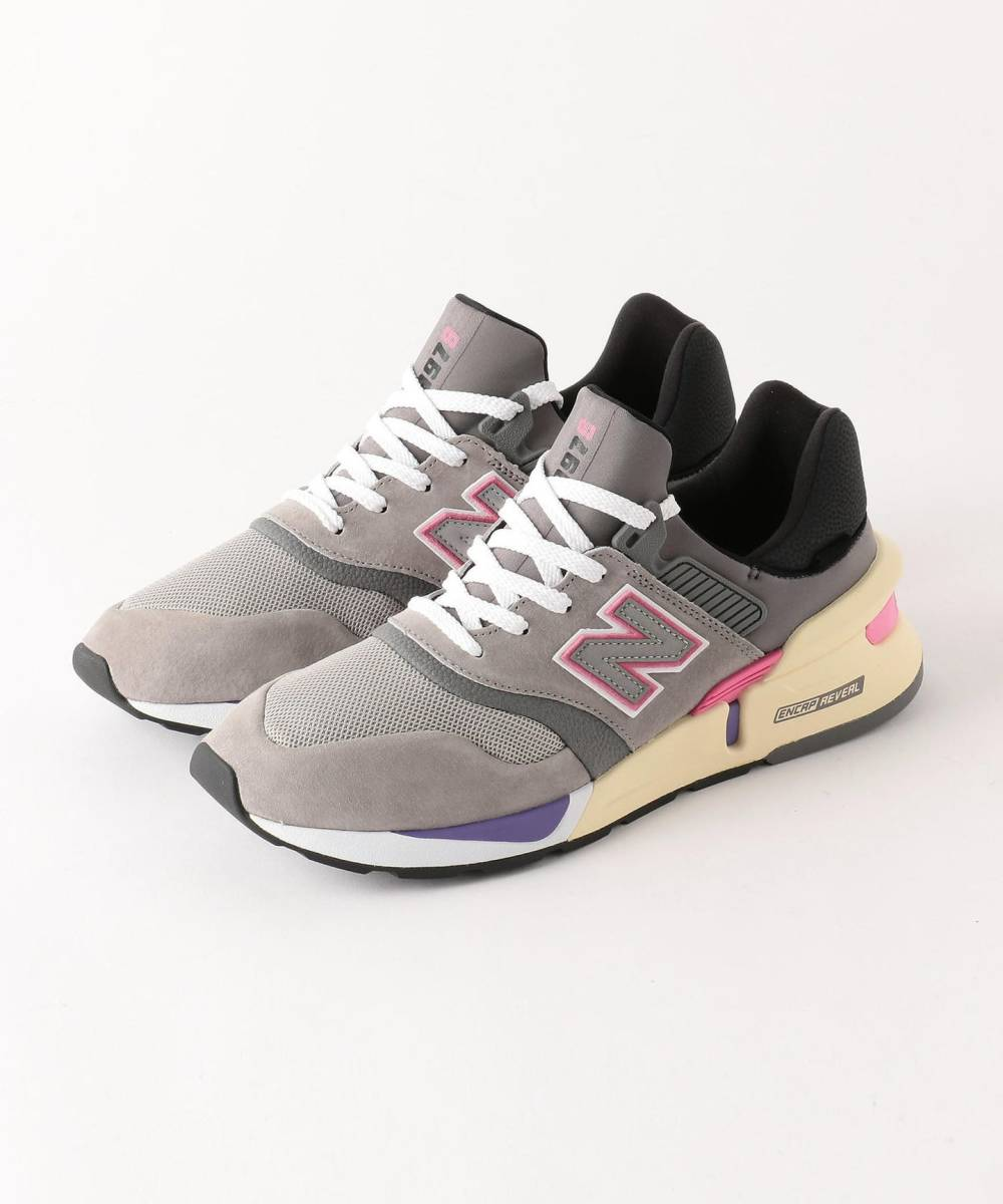 8c4bb61c2bb KITH x UNITED ARROWS   SONS x New Balance 997 SPORT 28cm KANYE WEST Ronnie  fieg