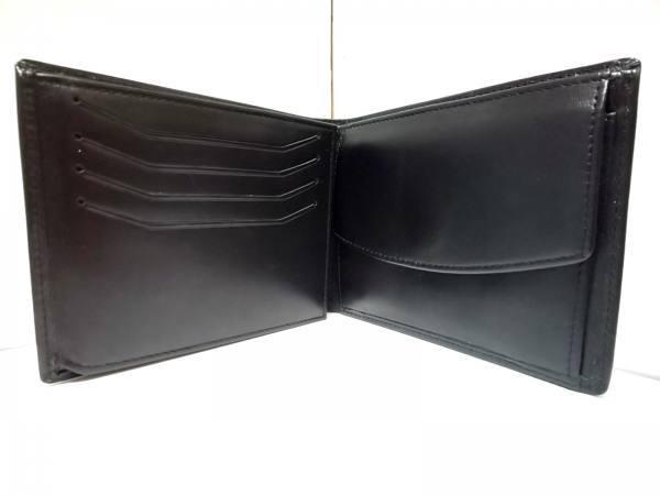 d343b5ace845 中古】ブリー BREE 財布 2つ折り財布 レザー 黒 の落札情報詳細 ...