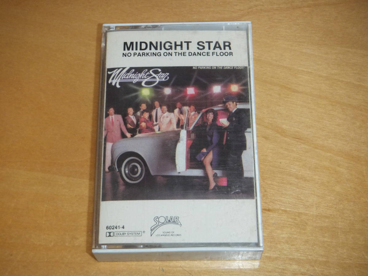 MIDNIGHT STAR/No Parking On The Dance