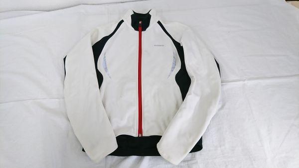 3509c64bb9fe61 ... 送80サ[57]A021111 シマノ SHIMANO サイクルジャージ 上下セット 長袖 サイクリングウェア ...