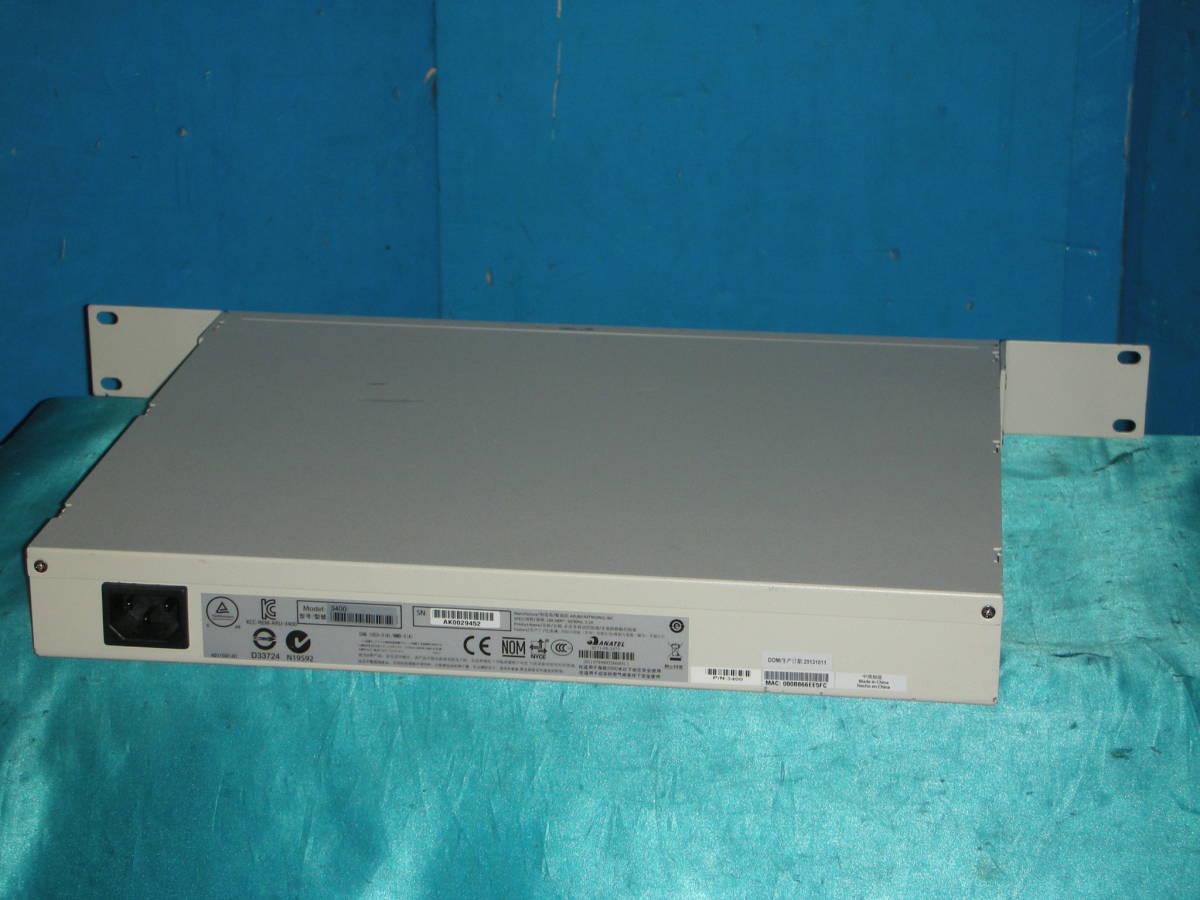 ☆Aruba Networks 3400!(#F1-604)「120サイズ」☆ の落札情報