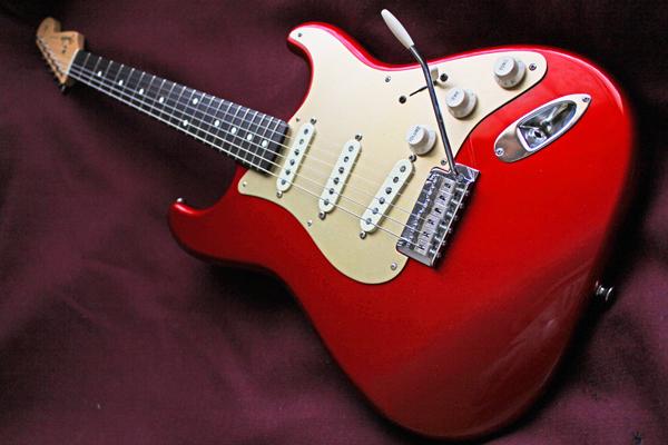 Fender】MADE IN JAPAN HYBRID 60S STRATOCASTER(ANODIZED PG