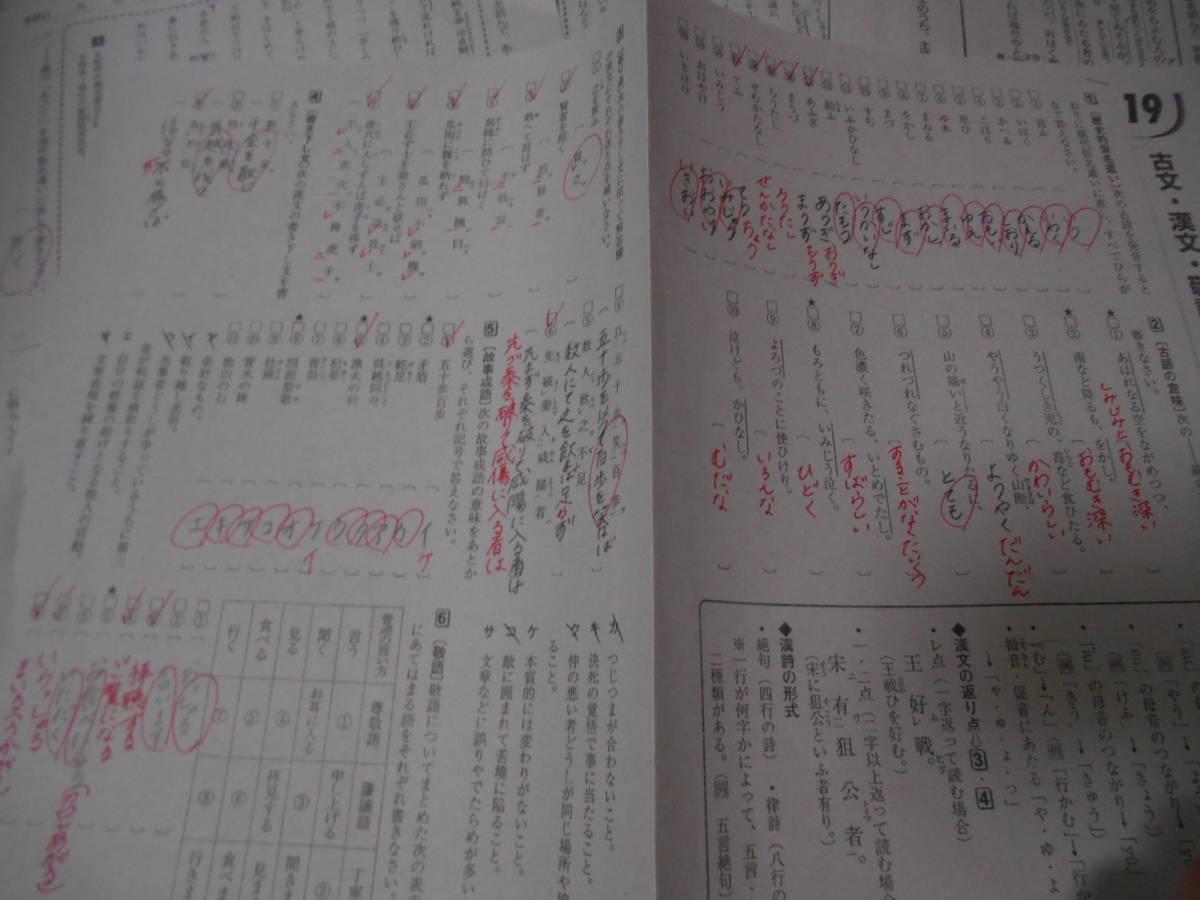 即決中学3年生国語授業プリント11枚セット の落札情報詳細