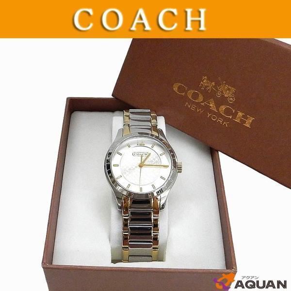 71275755e305 COACH コーチ 時計 腕時計 レディースウォッチ MADDYシリーズ マディー SS 美品 9500の1番目