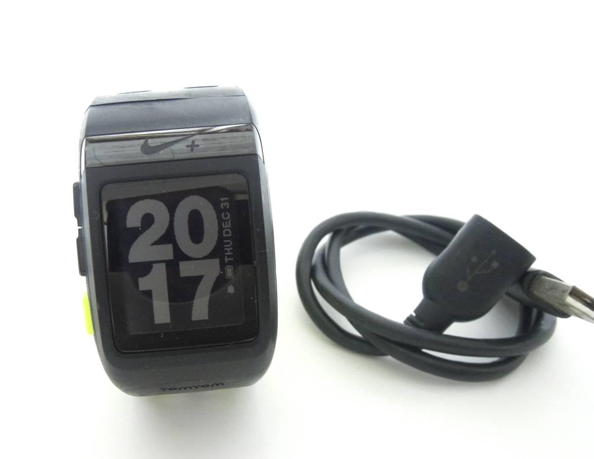 db4de0e2d7 中古】Nike(ナイキ) / Nike+ SportWatch GPS(GPS機能付き防水スポーツ ...