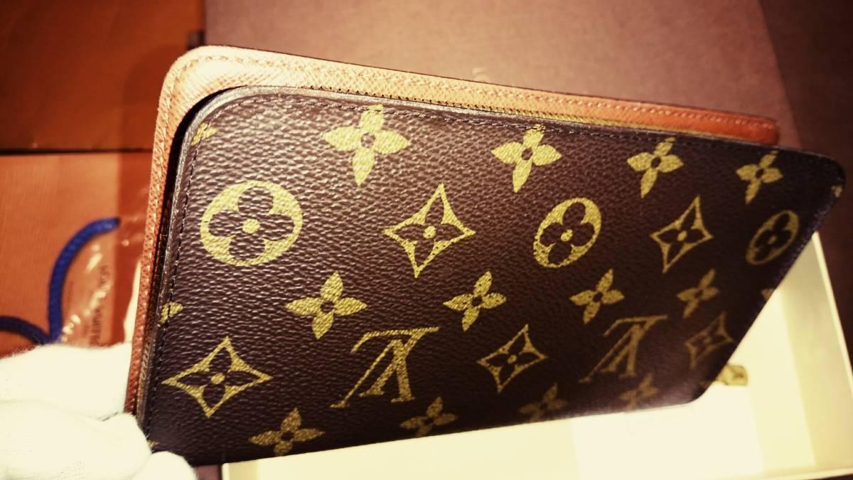 640931bd9f36 ... 【極美品・正規品鑑定済】ルイヴィトン Louis Vuitton モノグラム ポルト