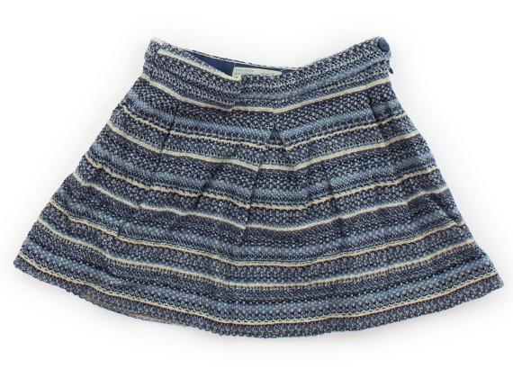 0cb12eec5f9b2 ザラ ZARA スカート 130 女の子 青 子供服 ベビー服 キッズ(342048)の1番目