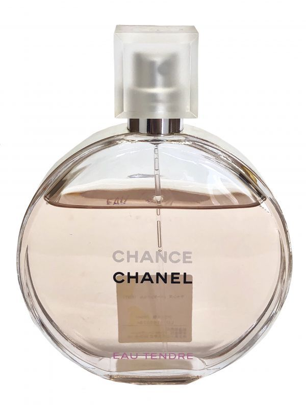 5ed08775e047 シャネル CHANEL 香水 CHANCE チャンス EAU TENDRE オータンドゥル 100ml フレグランス 残量8割