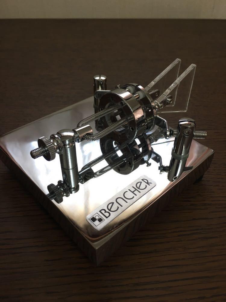 BENCHER ベンチャー パドル JA-2 JA2 良品 美品 電信 電鍵 生産