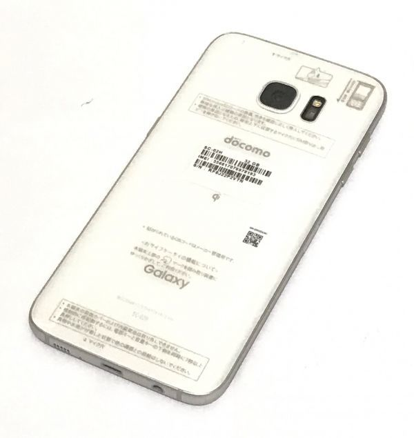 中古】 本体 SC-02H Bランク docomo Samsung Galaxy S7 edge