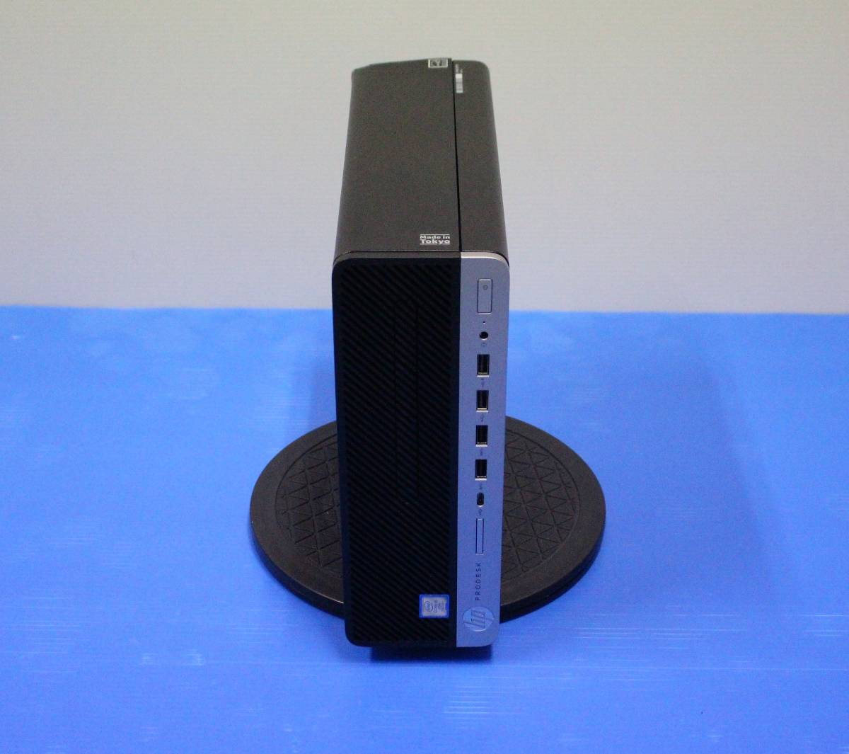 895-【中古】-HP-PRODESK-600G3-CORE i5-7500-500GB-8GB-BIOS OK の落札