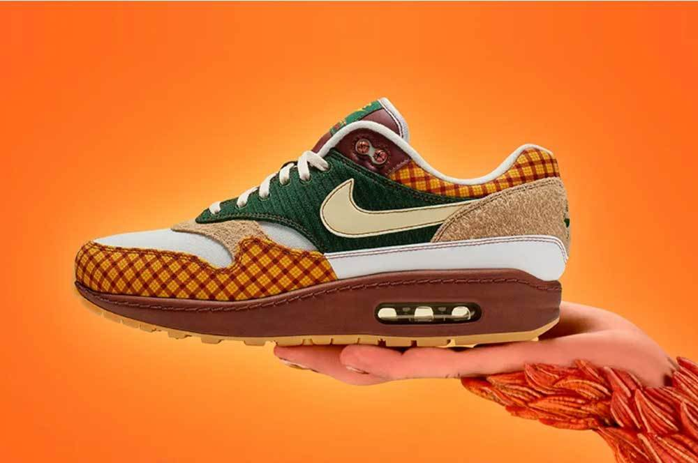 buy popular e1ea4 e2138 SNKRS購入 送料無料 MISSING LINK×NIKE AIR MAX 1 SUSAN スーザン OFF WHITE 90