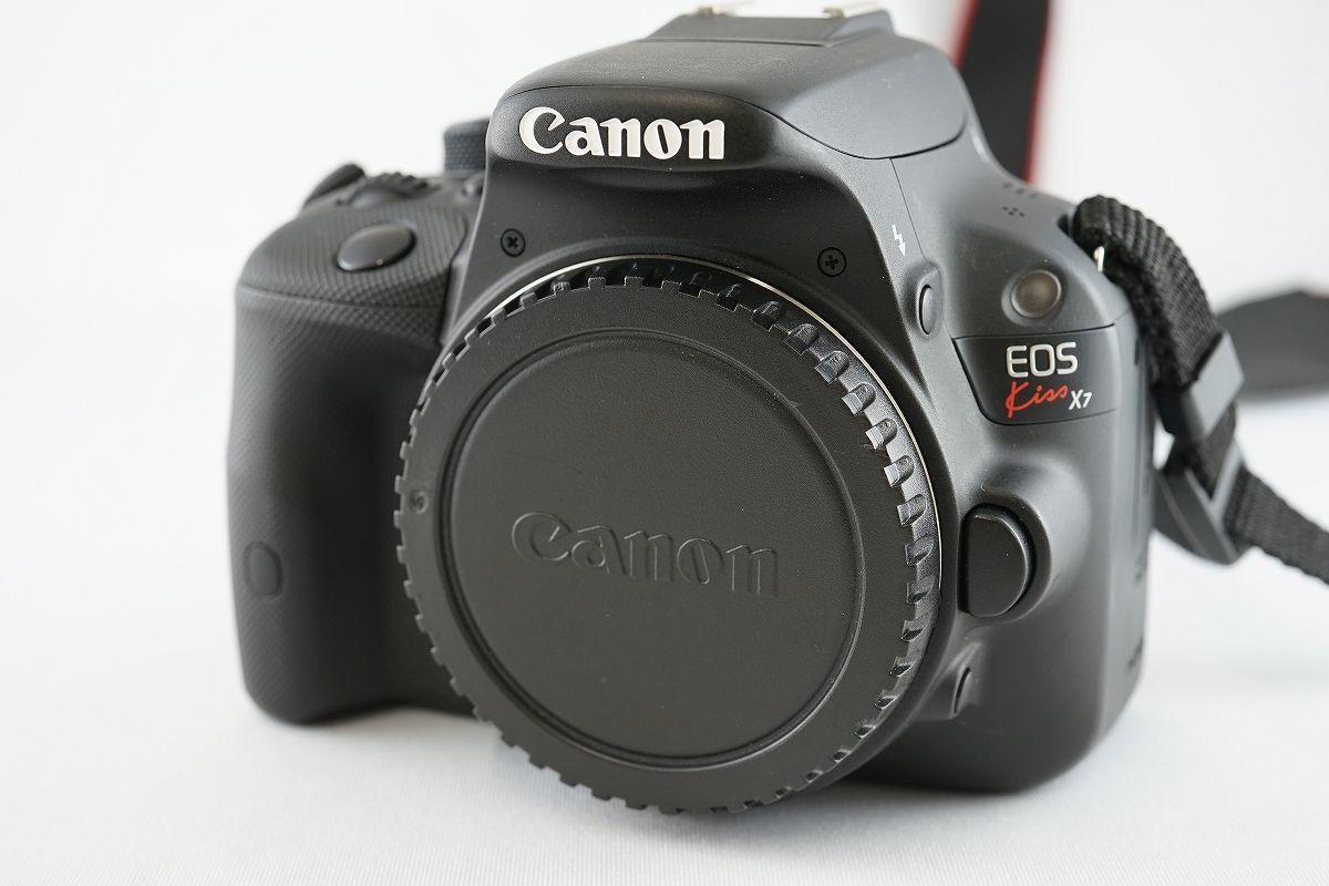 canon x7i ファームウェア