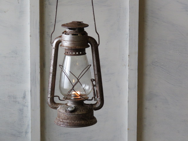 ハリケーン ランプ