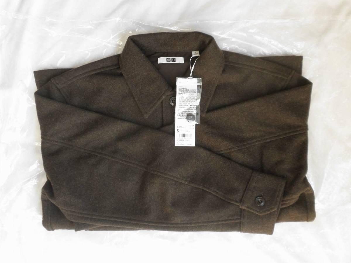 ユニクロ フリース シャツ ジャケット