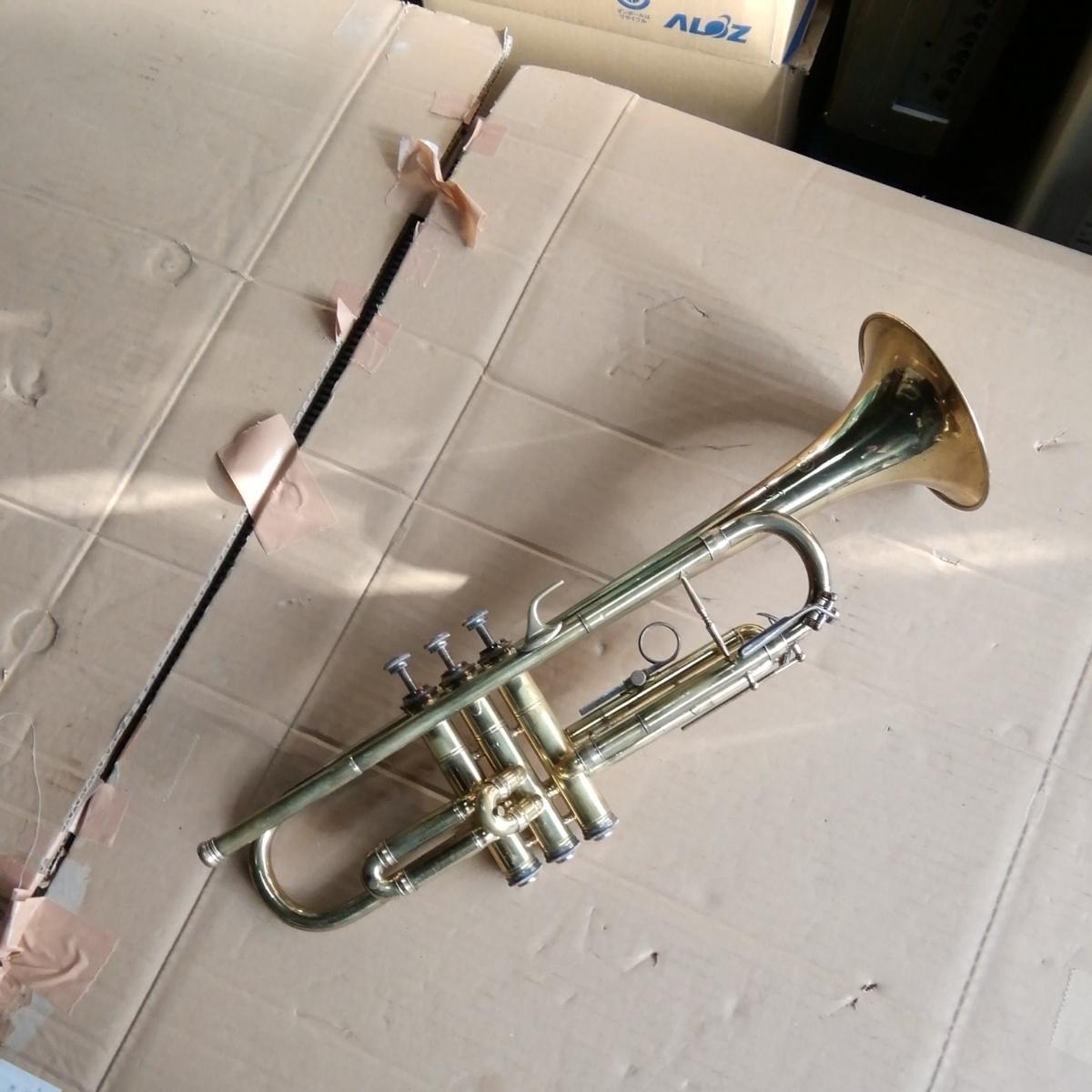 中古melody Maker トランペット 中古 管楽器 の落札情報詳細