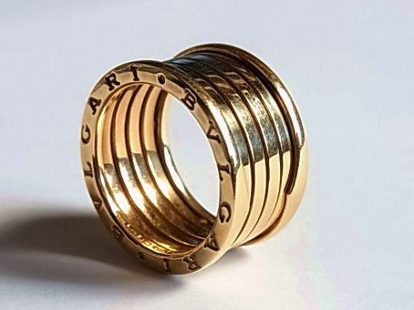 ブルガリ 指輪 メンズ