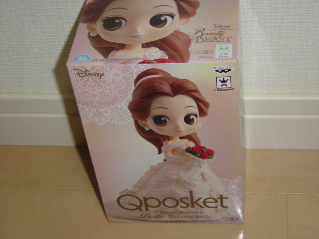 bd34414ec 新品】Q posket Disney Characters-Belle Dreamy Style-(美女と野獣 ...