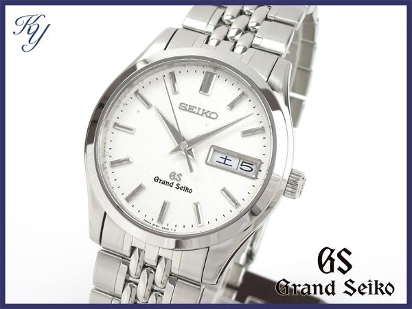 low priced 9185b d7ce7 1円~ 美品 本物 人気 グランドセイコー SEIKO 9F83-9A00 ...