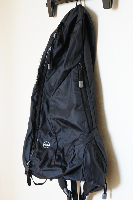 0086784fa860 ... ☆karrimor X-Lite ランニングバックパック 15L ブラック☆ カリマー リュックサックの3