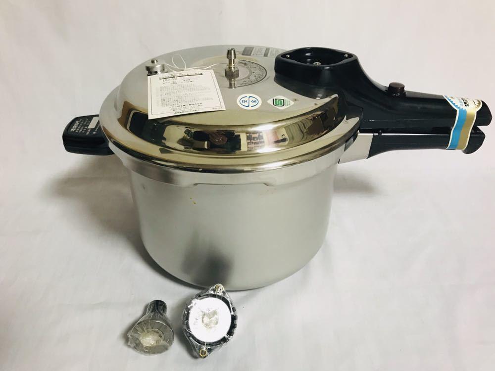 軽金属 鍋 アサヒ 圧力