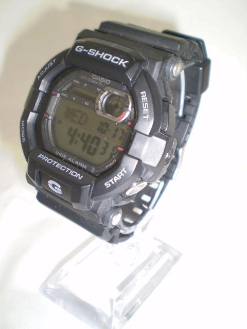 b042ca196c 美品☆CASIO/カシオ G-SHOCK バイブレーション機能付 GD-350