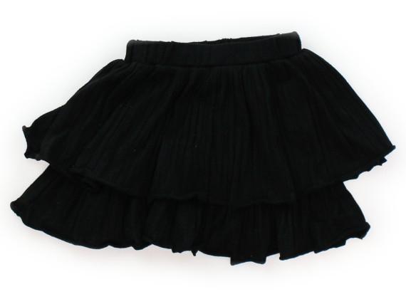 532a05f677020 コムサイズム COMMECAISM スカート 100 女の子 黒 子供服 ベビー服 キッズ(293155)の1番目