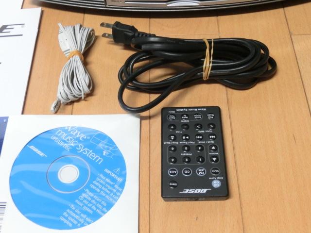 中古】◇◇ボーズ BOSE Wave music system / Multi-CD changer