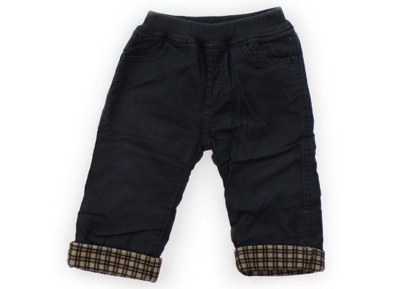 5d01f11e9788b 無印良品 MUJI パンツ 80 男の子 グレー 子供服 ベビー服 キッズ(322198)の1