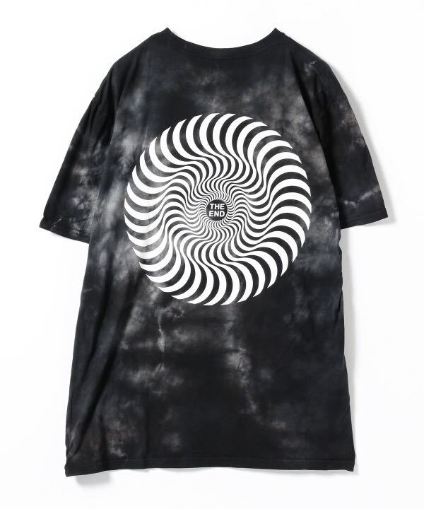 T-Shirt Crystal Wash Spitfire Classic Swirl