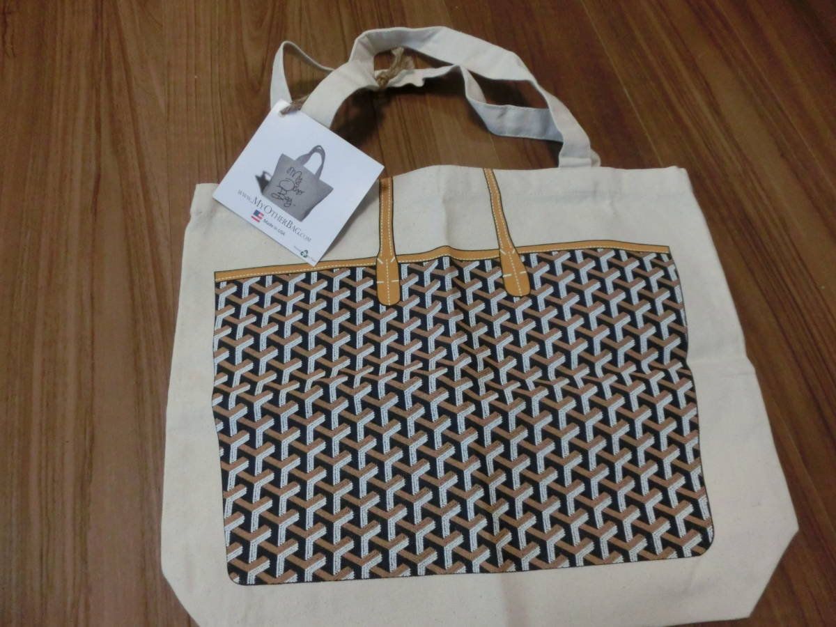 super popular 3680a 889d9 新品】未使用!紙タグ付 My Other Bag マイアザー バッグ エコ ...