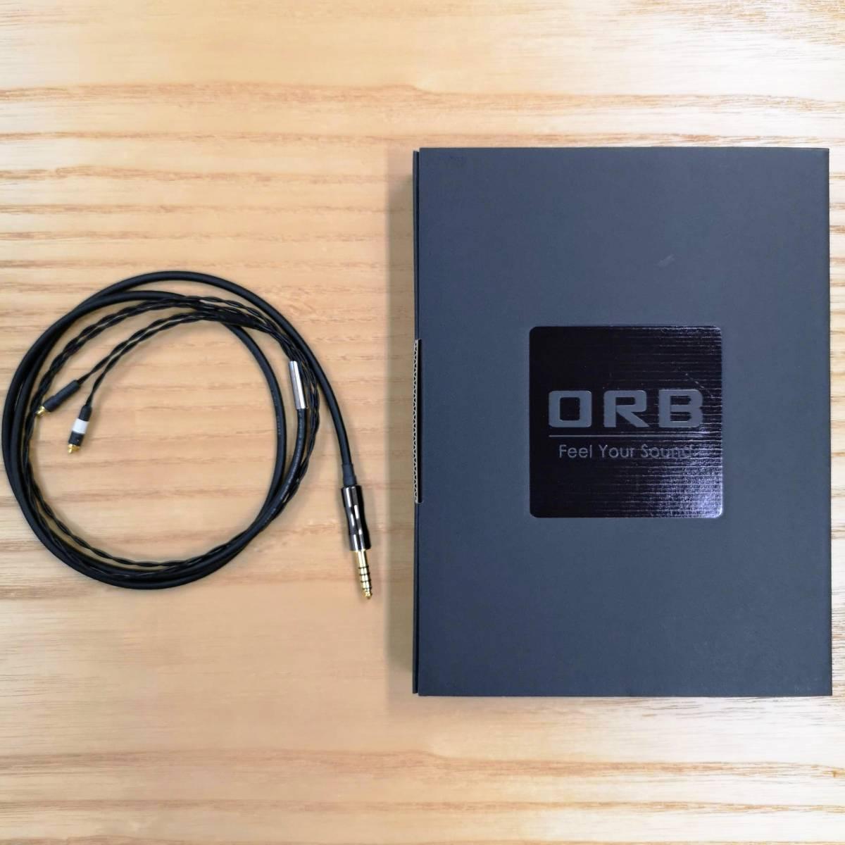 CF‐3.5 ORB リケーブル (1.2m) SB 4.4 3.5mm