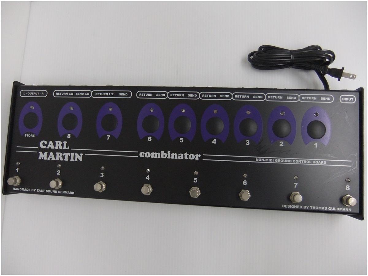 A1G参◇中古 CARL MARTIN combinator NON-MIDI GROUND CONTROL