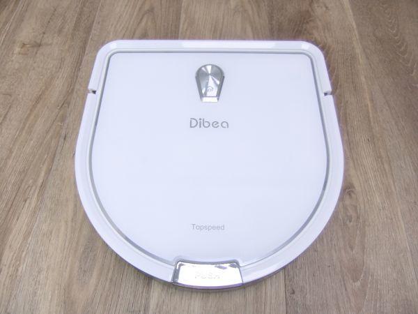 dibea ロボット 掃除 機 d960