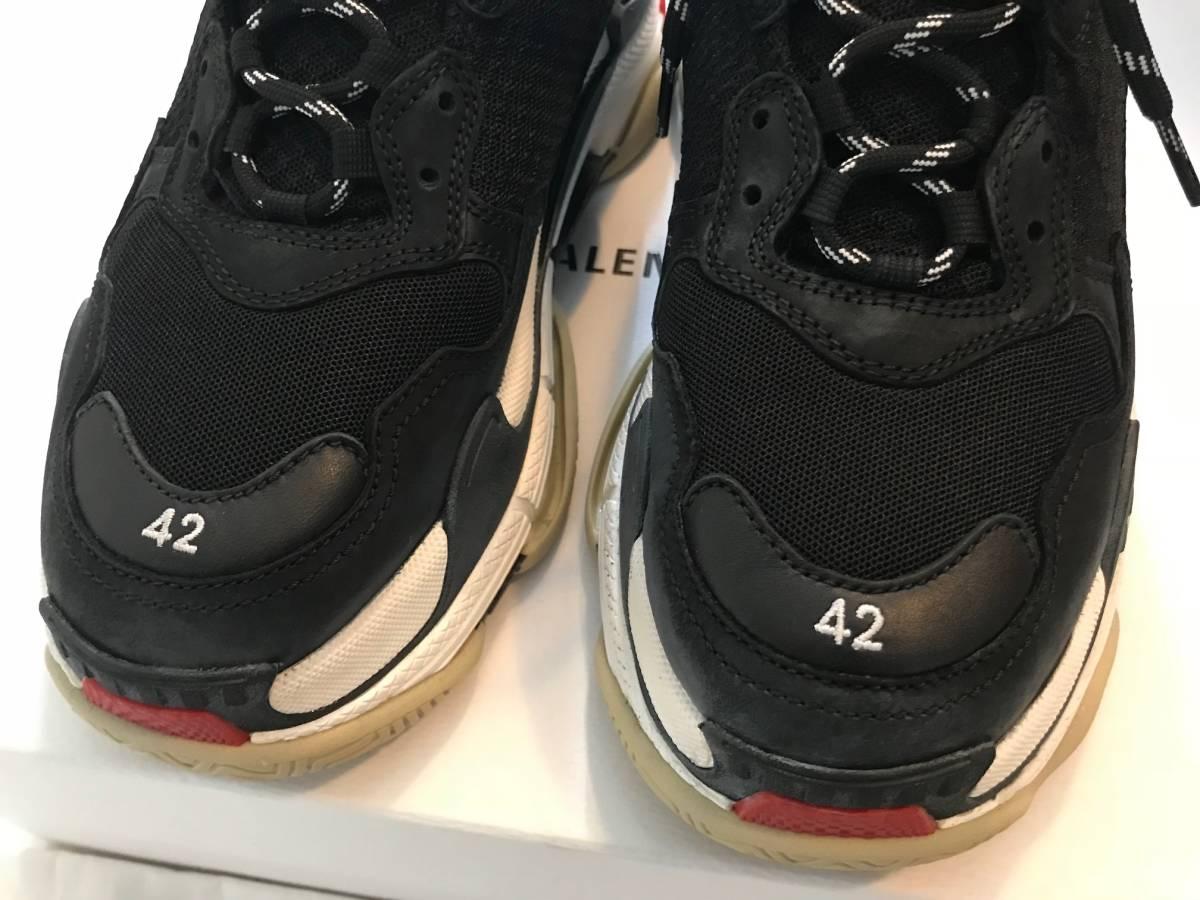separation shoes 9ebb5 33eca BALENCIAGA】Triple S/バレンシアガ公式サイト購入/100%正規品 ...