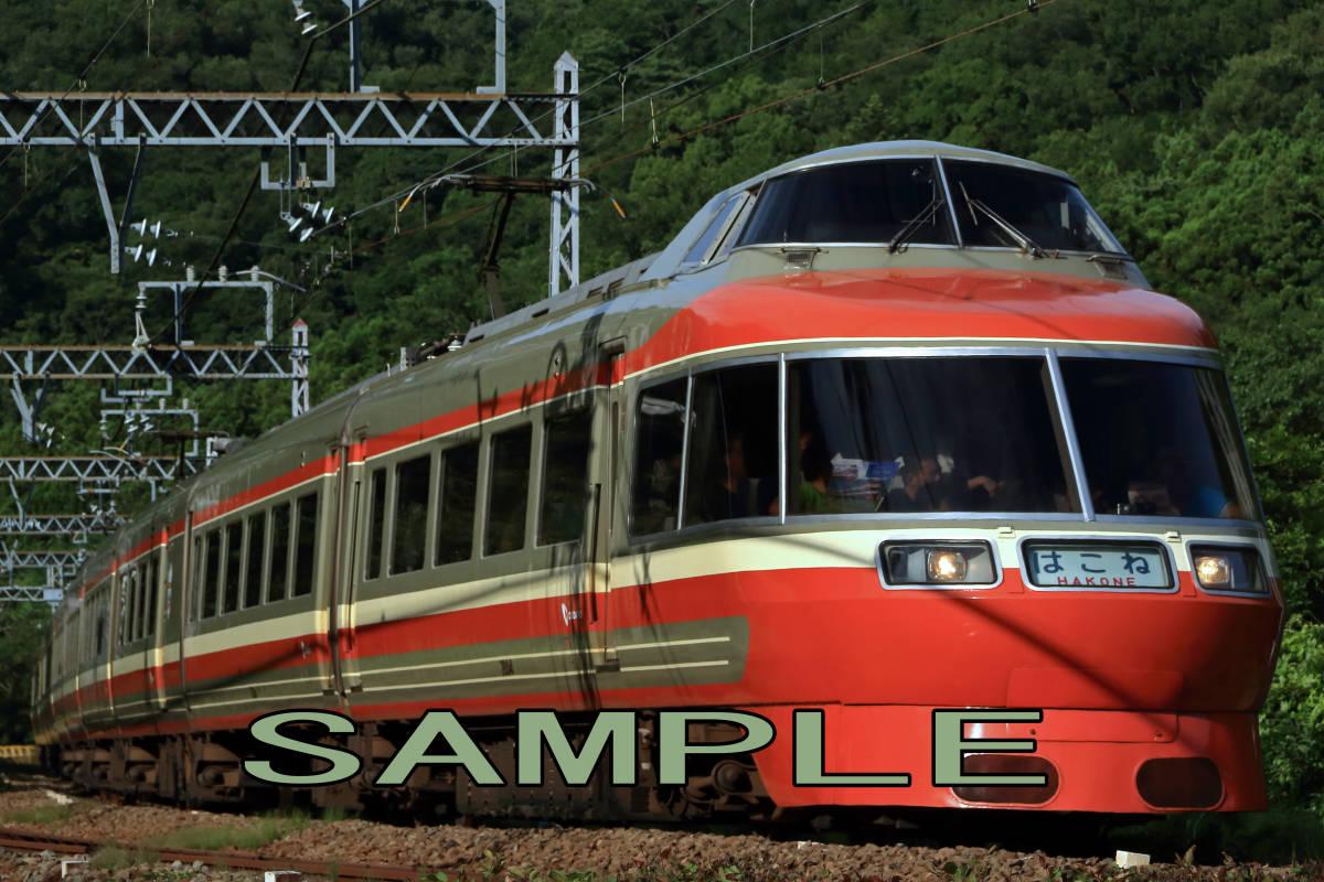新品 さようなら ありがとう 小田急ロマンスカーlse7000形
