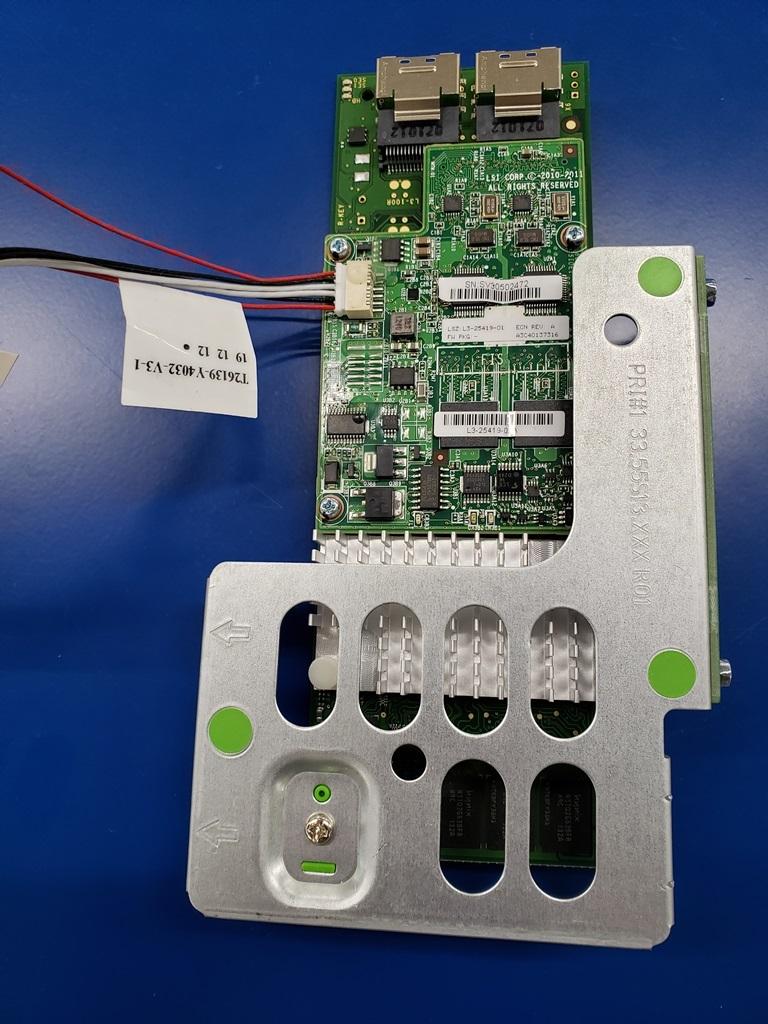 富士通Fujitsu RAID Controller D3116-C26 FP 6G LSI SAS 2208