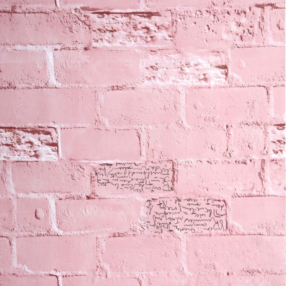 新品 Ksmsem 壁紙 レンガ ウォールデコシート 60cm 5m はがせる壁紙