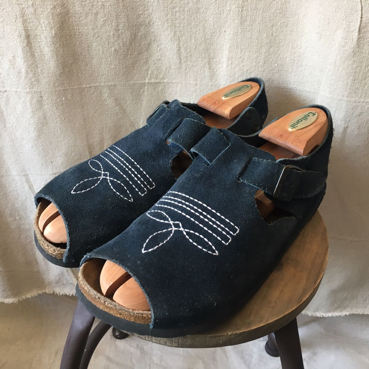 new design great quality best shoes 中古】BIRKENSTOCK papillio vienna / 27cm サンダル ロンドン ...