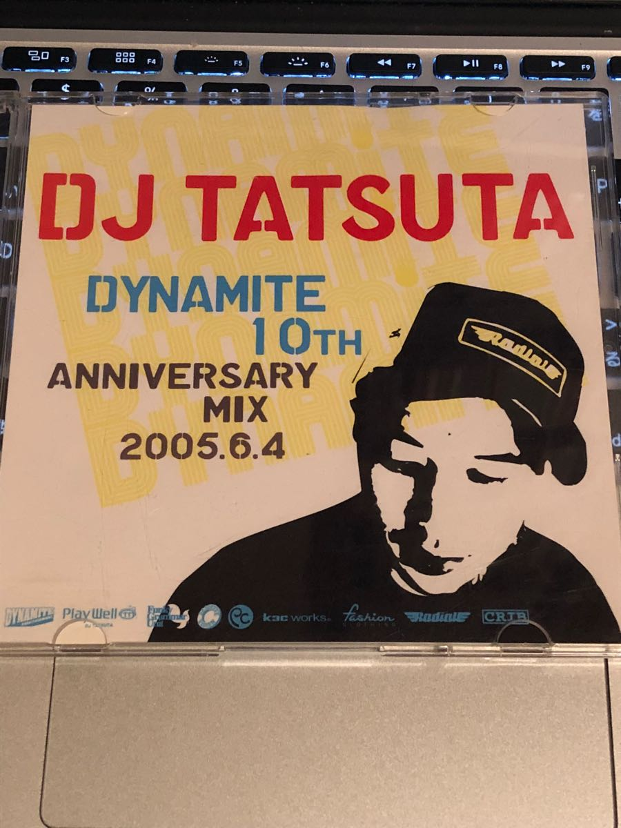 中古】MIXCD DJ TATSUTA 10TH DYNAMITE ANNIVERSARY MIX☆KREVA MURO ...