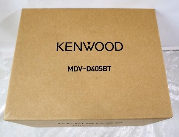 b4047c88097e 新品】①1円~△新品 未使用△ケンウッド KENWOOD△MDV-D405BT 7型 ...