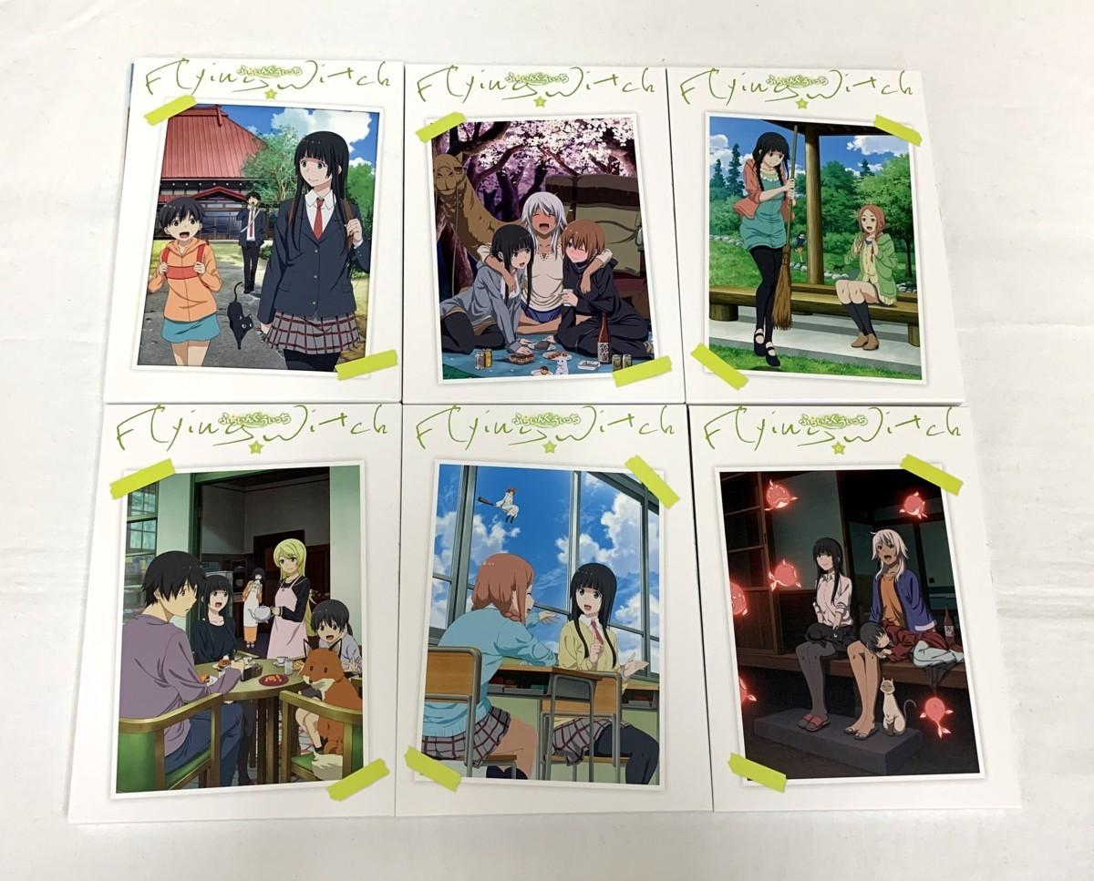 Vol.2 【新品】 [Blu-ray] ふらいんぐうぃっち