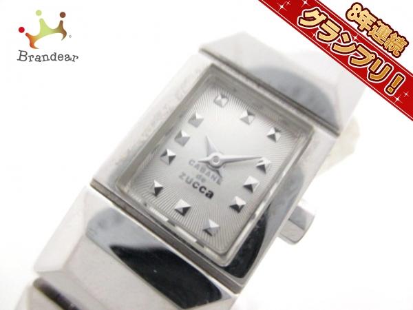 e043e08666 ZUCCA(ズッカ) 腕時計□美品 V220-OAF0 レディース CABANEdeZUCCA シルバーの1
