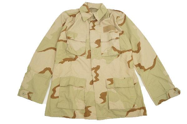 973735214c85 AMERICAN APPAREL アメリカンアパレル☆DLA100-91-C-0375 U.S.ARMY ジャケット デザート