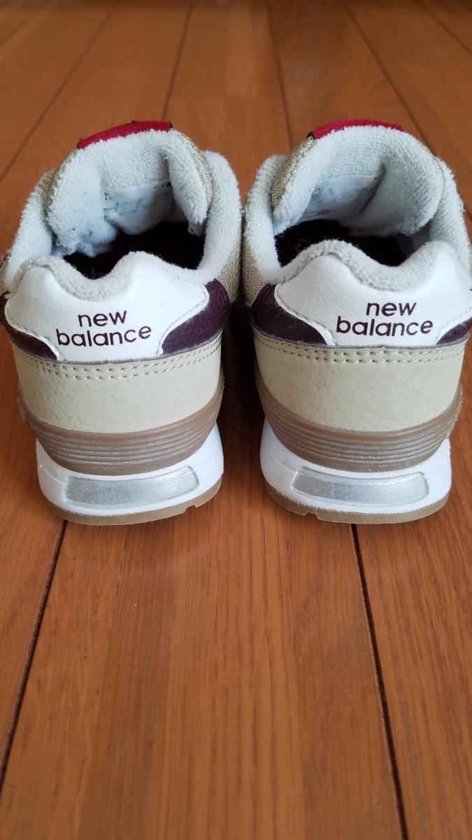 9668e575556a0 ... 美品 ベビー キッズ new balance 13㎝ ニューバランス ベージュ 茶 ブラウン 13センチ 313 男の子 ...