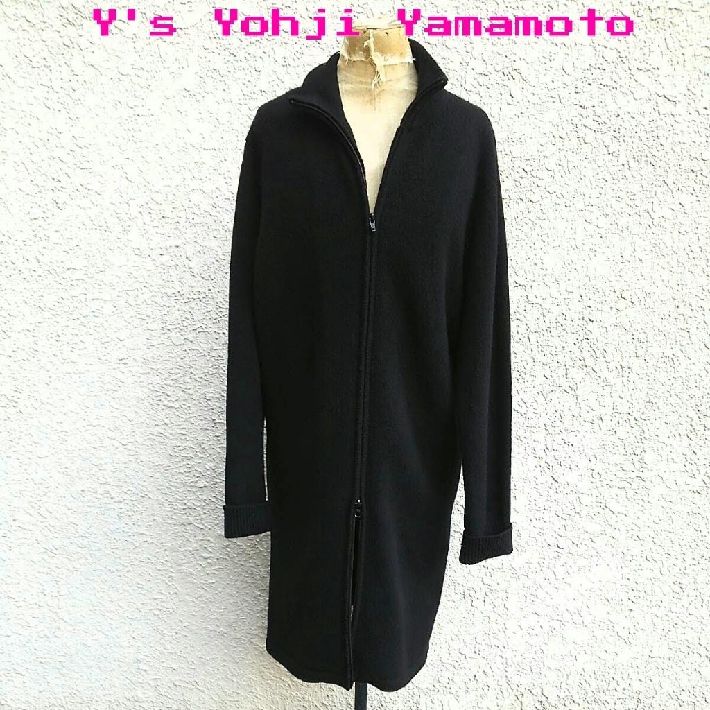 f79f1d84dd36 中古】即決□ワイズ ヨウジヤマモトY's YOHJI YAMAMOTO/美品/Wジップ ...