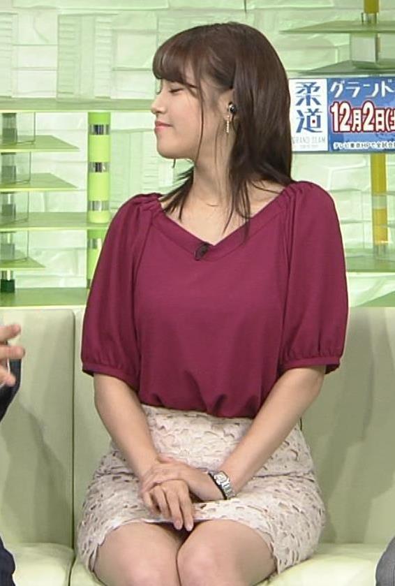 女子アナパンチラ 加藤真輝子アナの突風スカート画像や夫(旦那)について【テレビ ...