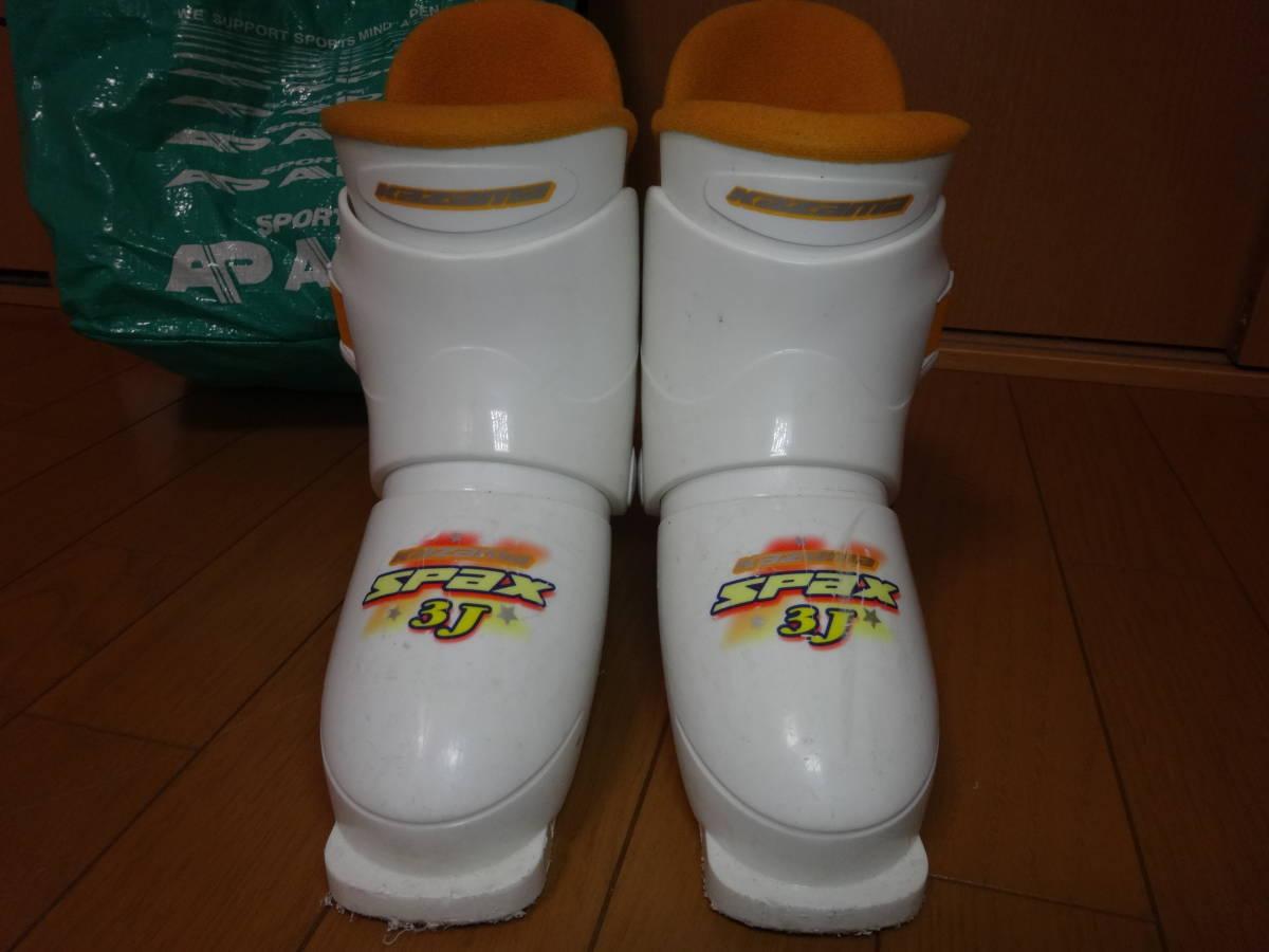靴 サイズ スキー